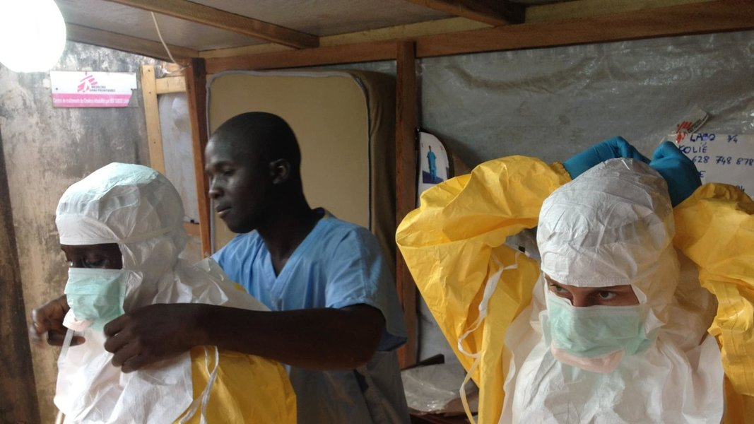 Ebola: France and DRC step up joint efforts