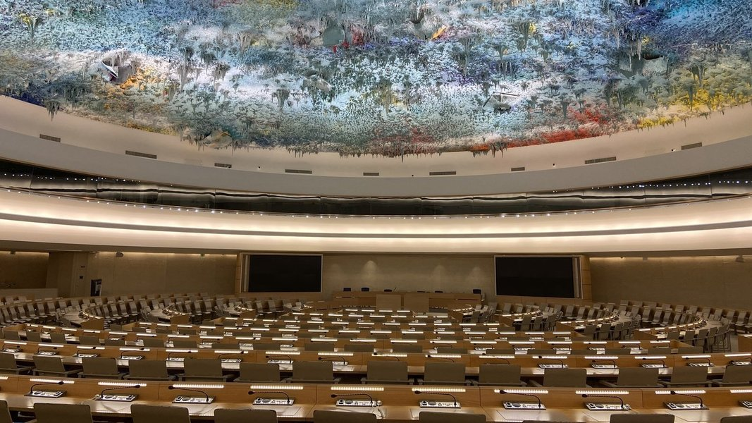 Opening of the 45 th session of the Human Rights Council