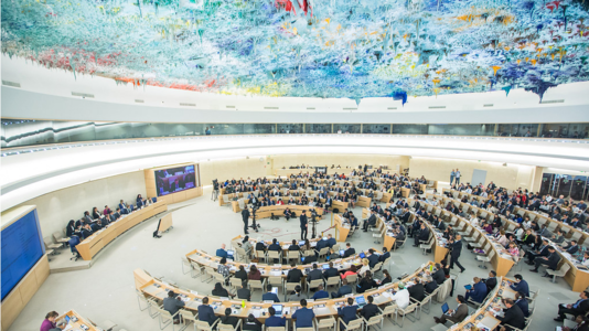 The 42nd session of the Human Rights Council (9 to 27 September (...)