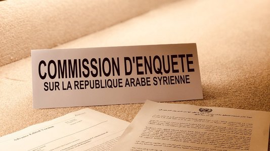 CDH - Dialogue avec la Commission d'enquête internationale sur la (...)