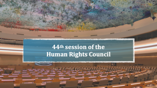 44th session of the Human Rights Council