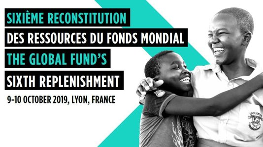 Replenishment Conference of the Global Fund (9-10 October, Lyon)