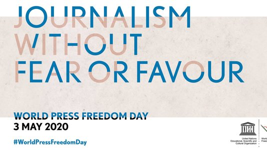 World Press Freedom Day — 03 May